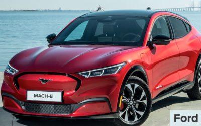 FAQ Mustang Mach-E