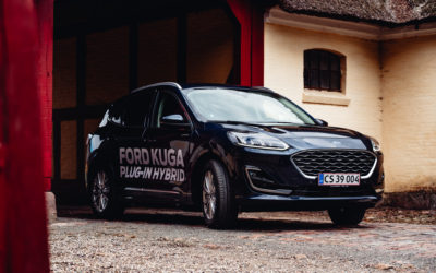 Ford Kuga video