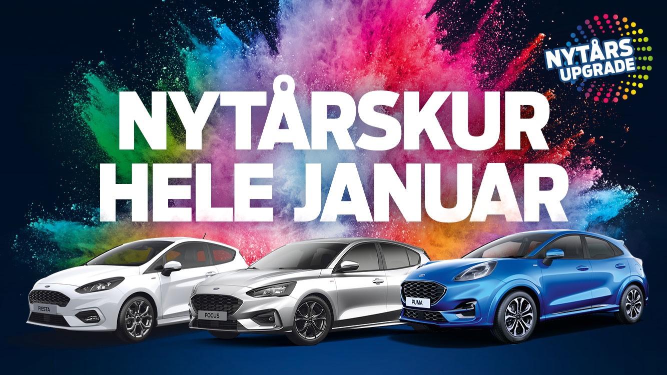 Ford nytårskur