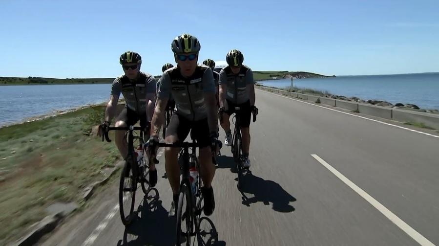 Vi støtter Tour de Four