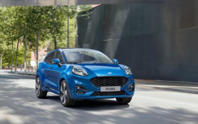 bilhusetTHYBO præsenterer den helt nye Ford Puma